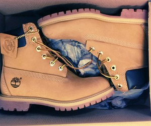 boots, girls, and timberland image