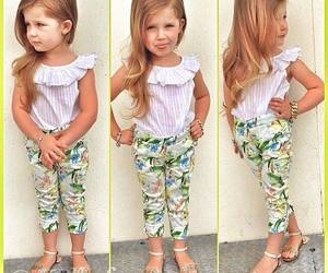 elegant, girl, and kids image