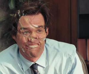 jim carrey, funny, and lol image