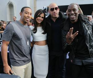 ludacris, Vin Diesel, and fast and furious image