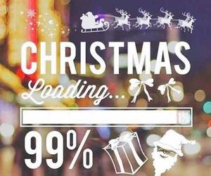 christmas, coming, and holiday image