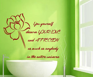 home decor, sticker, and Vinyl Decal image