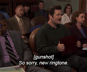 funny, parks and recreation, and gif image