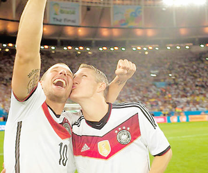 germany and bastian schweinsteiger image