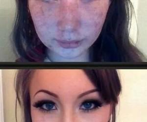 lol, makeup, and tutorial image