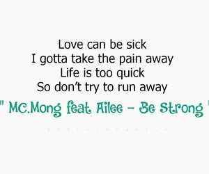 hurt, kpop, and love quotes image