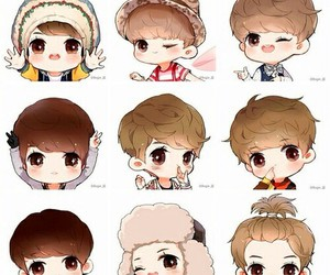 exo and cute image