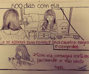 500 Days of Summer, amor, and filmes image
