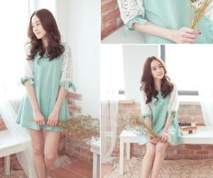 beautiful, fashion, and korean image