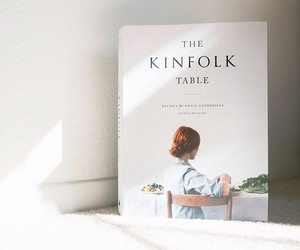 book, cooking, and inspiration image