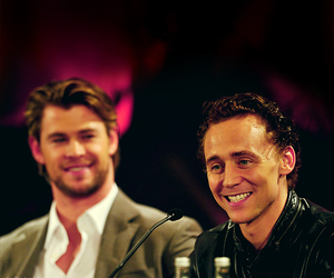 brothers, thor, and love image