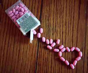 tic tac, love, and heart image