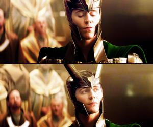 loki, tom hiddleston, and god of mischief image