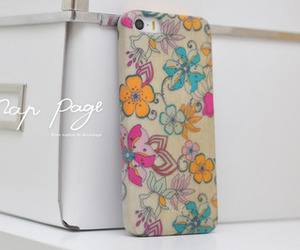 flower, iphonecase, and iphone5ccase image