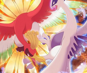 lugia, pokemon, and ho-oh image