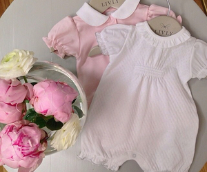 baby clothes and fashion image