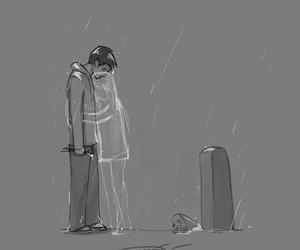 sad and dead image