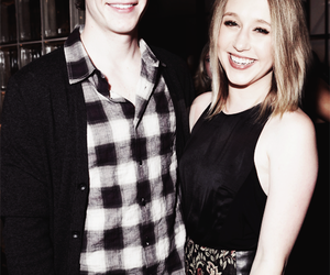 boy, girl, and taissa farmiga image