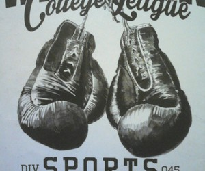 boxe, sport, and marque image