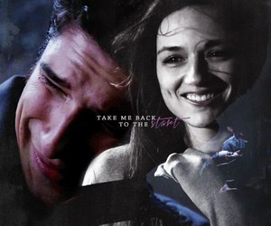 cry, scott, and teen wolf image