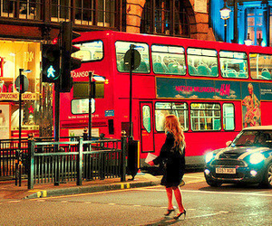 fashion, girl, and Londres image