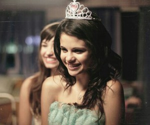 selena gomez, princess, and demi lovato image