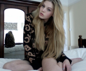 bedroom, fashion, and hipster image
