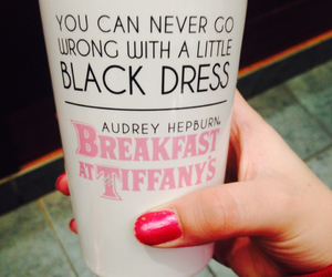 audrey hepburn, Breakfast at Tiffanys, and quotes image