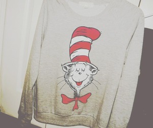 fashion, cat in the hat, and photography image