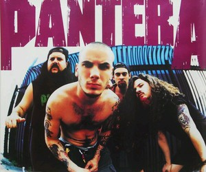 pantera, metal, and heavy metal image