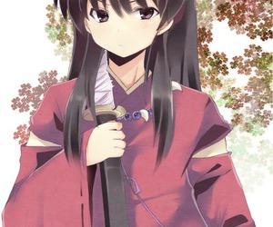 inuyasha and anime image