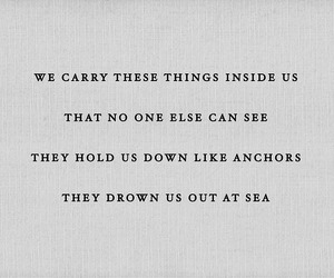quotes, anchor, and Lyrics image