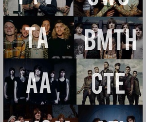 aa, all time low, and bands image
