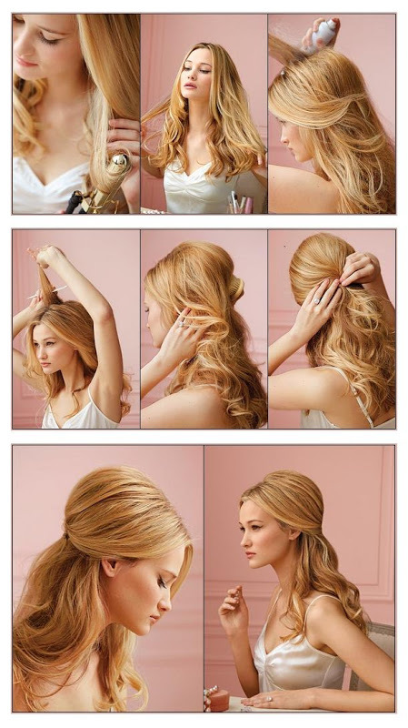 14 Simple Hairstyles To Diy At Home And Look Brilliant World Inside Pictures
