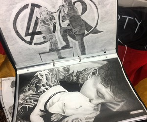 art, of mice and men, and austin carlile image