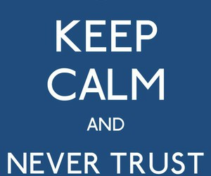 duck and keep calm image