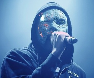 Hot, live, and mask image