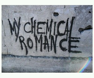 my chemical romance, band, and grunge image