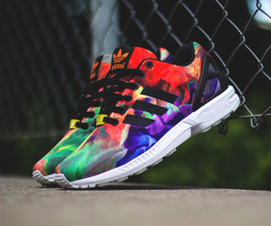 adidas and adidas zx flux image