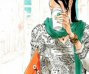 bleach, byakuya kuchiki, and love image