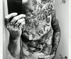 bands, of mice and men, and Tattoos image