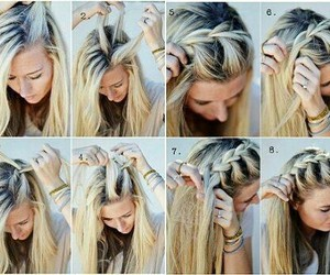 diy, Easy, and hairs image