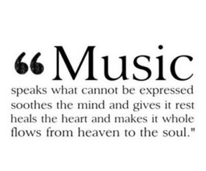 music, quotes, and soul image