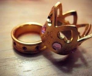 crown, ring, and princess image