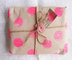 pink and gift image