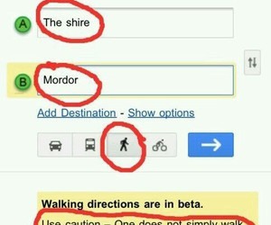 funny, LOTR, and shire image