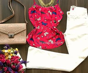 fashion, girly, and clothings image
