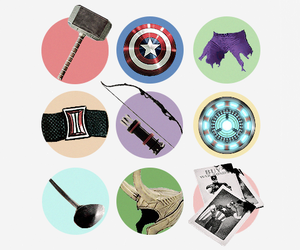 captain america, hawkeye, and Hulk image
