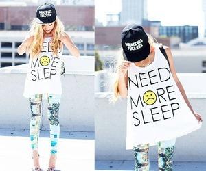 fashion and sleep image