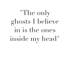 believe, ghosts, and insane image